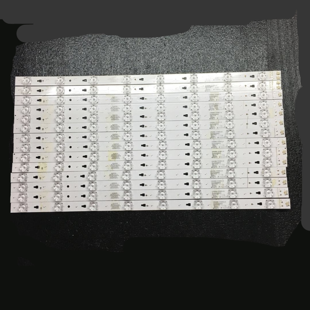14pieces/lot LS55AL88A72 FD5551A Led Backlight LED55D8A-ZC14DFG-01 30355008220/21  8lamps