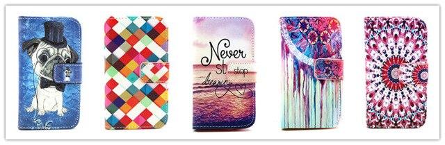 Phone Flip Case for Samsung Galaxy Ace 4 Phone Case G357FZ SM-G357FZ
