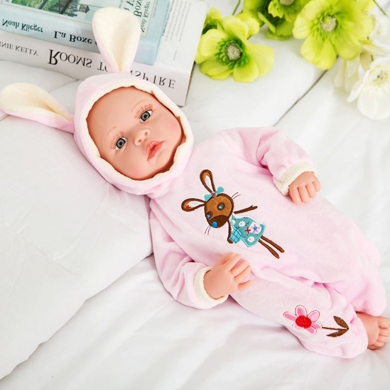 40 cm Smart Puppen Reborn babys Mädchen Jungen interaktive ...