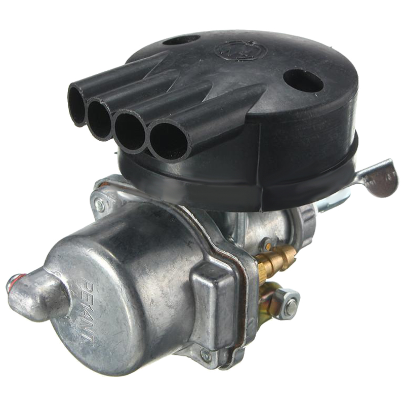 AUTO -<font><b>Carburetor</b></font> For 49cc 60cc 66cc <font><b>80cc</b></font> 2 Stroke Engine Motor Motorized Bicycle Bike image