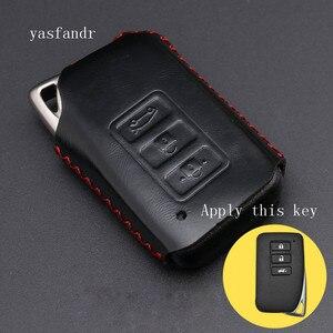 Image 2 - 高品質 3 ボタン車のキーケースのためのレクサス NX RX GS は ES GX LX RC 200 250 350 LS 450 H 300 H