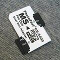 Двойной 2 micro SD до MS Pro Duo карты адаптеры двойной слот адаптера карт памяти