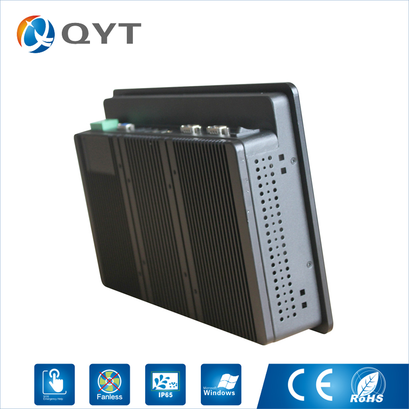 Image 3 - QYT industrial panel pc 11.6 inch tablet pc for industrial using with intel i3 cpu