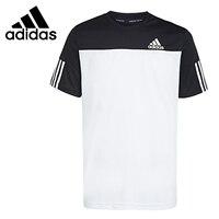 Original New Arrival 2016 Adidas Climacool Men S Tennis T Shirts Short Sleeve Sportswear Free Shipping