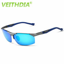Aluminum Magnesium Sunglasses Polarized Men Coating Mirror Driving Sun Glasses oculos Male Eyewear Accessories 6589