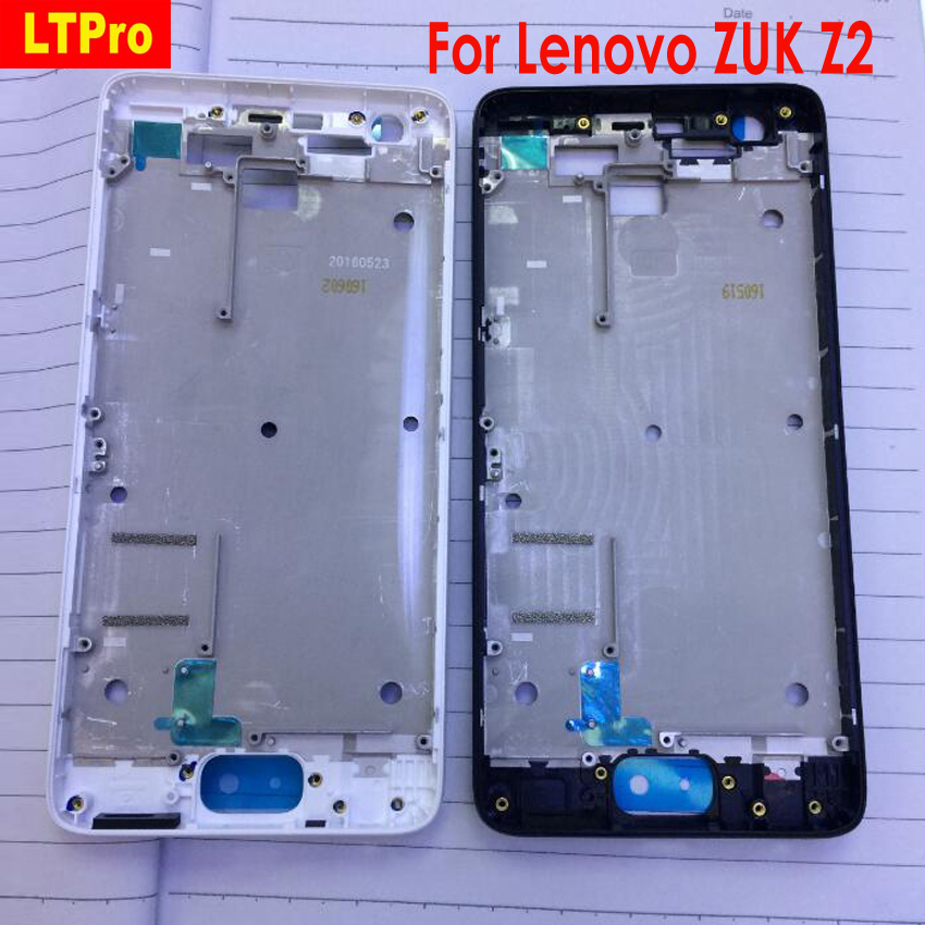 LTPro NEW For Lenovo ZUK Z2 Screen LCD Supporting Middle Frame Front Bezel Housing Replacement Parts