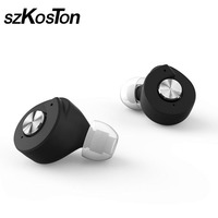 NEW Mini Twins Bluetooth Earphones Handsfree TWS Bluetooth Headset With Power Bank For IPhone Airpod Xiaomi