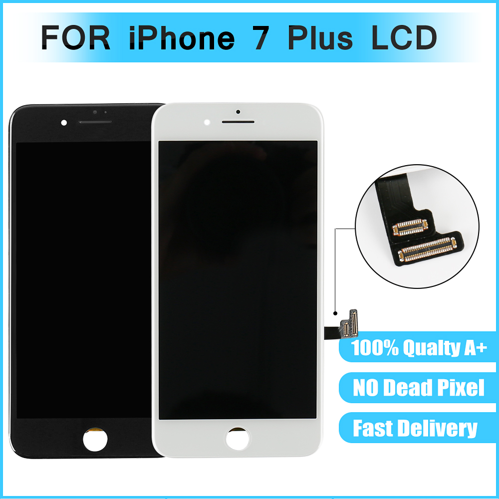 Digitizer Touch-Screen Lcd-Display Apple IPhone Full-Assembly 7-Plus For