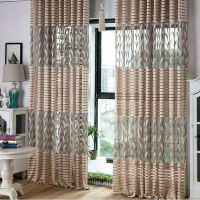Free Shipping Drape Panel Sheer Scarf ValancesTulle Voile Door Window Curtains Living Room Bedroom Decor E5M1