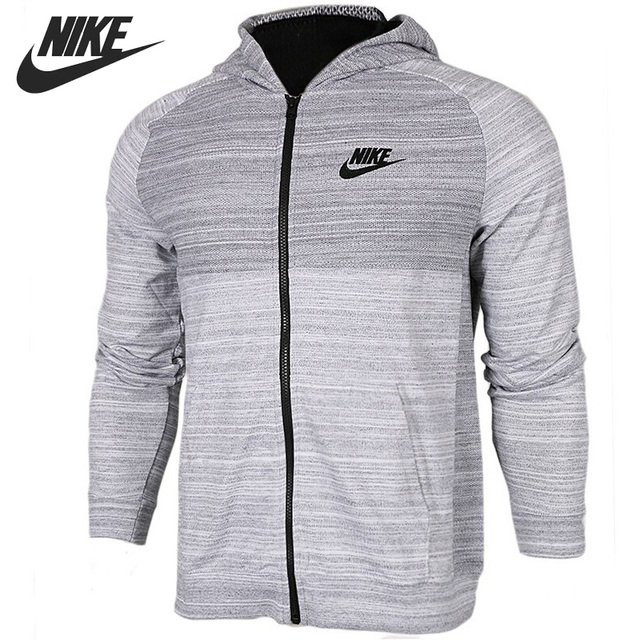 Original New Arrival 2017 NIKE M NSW HOODIE FZ AV15 KNIT Men s Jacket  Hooded Sportswear 3305002d2d49