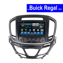 2014 2015 Touch Screen Car Multimedia Player for Buick Regal Android DVD Radio GPS Navigation Bluetooth AUX TV WIFI Car Stereo