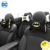 Justice Alliance Theme Marvel style Car Headrest Neck Pillow Auto Neck Protection Rest Pillows For Cushion Memory Cotton