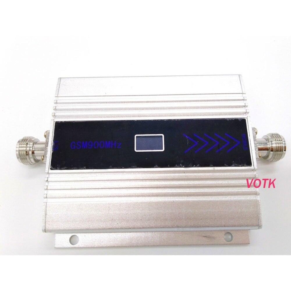 Répéteur de Signal GSM VOTK! Amplificateur de Signal GSM pour téléphone portable amplificateur de SIGNAL 900mhz 2G à gain élevé avec antenne complète - 3