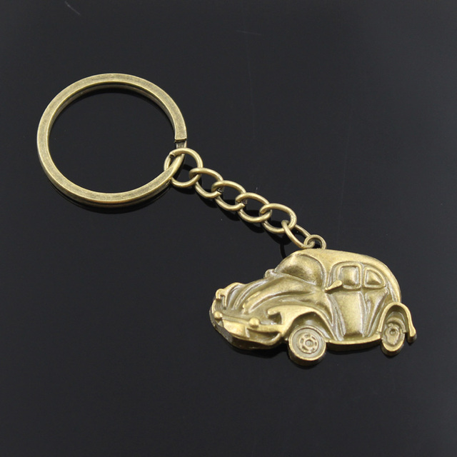 Vintage car keychain