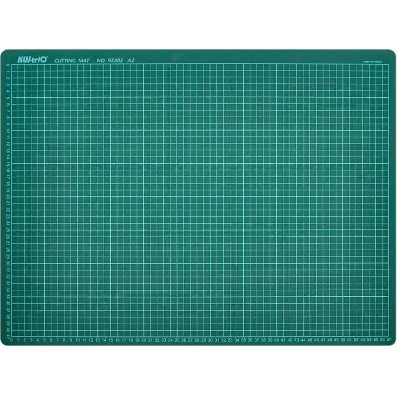 A2 PVC Double Sided Cutting Mat Excellent Model Making Self Healing Paper Craft Cutting Board DIY Mat Office Supplies