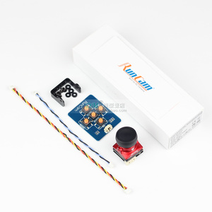 "Image 3 - Yeni RunCam Mikro Kartal 800TVL FPV Kamera 1/1/1 ""CMOS Sensörü NTSC/PAL 16:9/4:3 Değiştirilebilir 5 36 V için FPV Quadcopter Yarış Drone"
