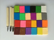 Set A Top sale 24pc lot polymer clay Cut tool fimo cernit clay performance 20g pack