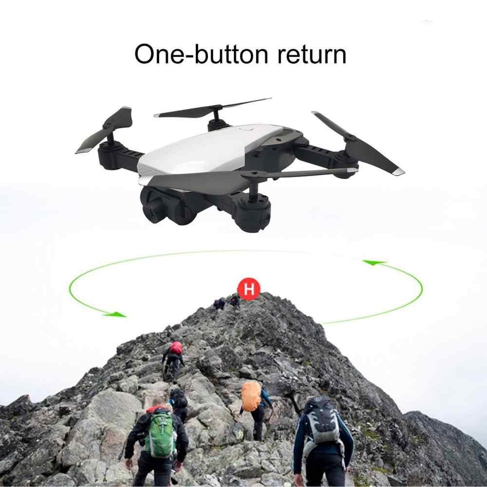 LH-X41WF RC Drone Quadcopter Camera 200W 2.4G 6-Axis WIFI FPV Có Thể Gập Lại Máy Bay Máy Bay Cao Độ Giữ Không Đầu một Khóa Trở Lại
