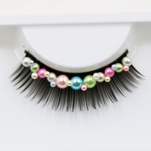 Exaggerated Creative Art False Eyelashes