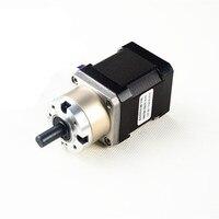 Geared Nema 17 Stepper Motor Ratio 5:1 Planetary Gearbox Nema 17 Step Motor For 3D Printer