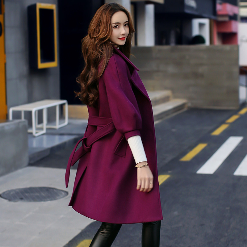 Online Buy Wholesale full length wool coats from China full length ...