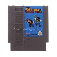 Nintendo NES Video Game Cartridge Console Card Super Mario Bros 2 The Lost Levels English Language