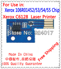 Compatibility Xerox Phaser 6128 6128MFP Toner Chip Toner Reset Chip For Xerox Phaser 6128 6128MFP Printer