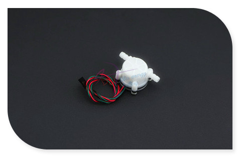 DFRobot 100% Genuine Gravity Series 1/8 Liquid/Water Flow Sensor YF-S401, 5~12V 0.3-6L/min for Arduino куплю компрессор 2вм4 8 401