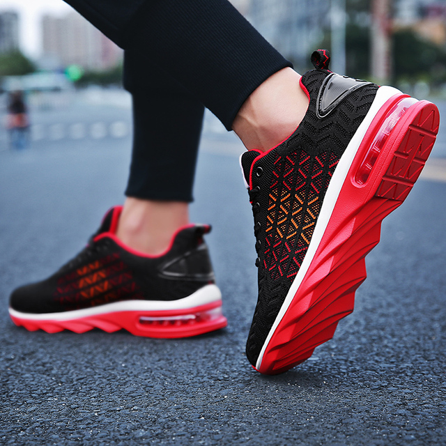 2018 Size 36-44 Flywire Running shoes for women Sneakers women Arena shoes air Outdoor Sport shoes woman Athletic Walking man