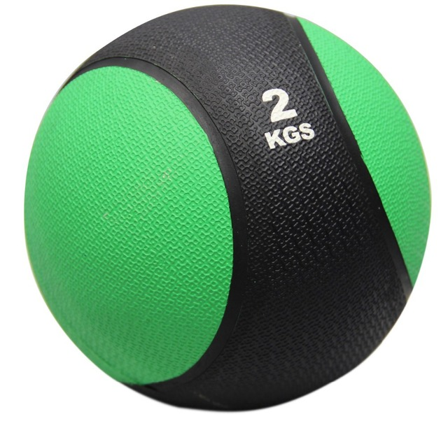 Muscle Driver Rubber Medicine Ball  2