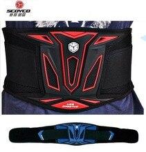 SCOYCO ceinture de protection lombaire pour moto gp, U08, protection de la taille, protection rein, cross moto, dirt bike, pour tourisme, Sport