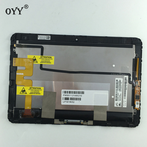 Image 1 - LP101WX2 SLP1 Màn Hình LCD Hiển Thị Bảng Điều Khiển Màn Hình Cảm Ứng Số Màu Hội Cho HP Elitepad 900