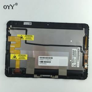 Image 1 - Lp101wx2 slp1 display lcd tela do painel de toque digitador vidro assembléia para hp elitepad 900
