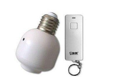 AC160~ 250V беспроводной пульт дистанционного управления, держатель лампы/электрическая розетка/Цоколь лампы/крышка лампы светодиодный беспроводной системы