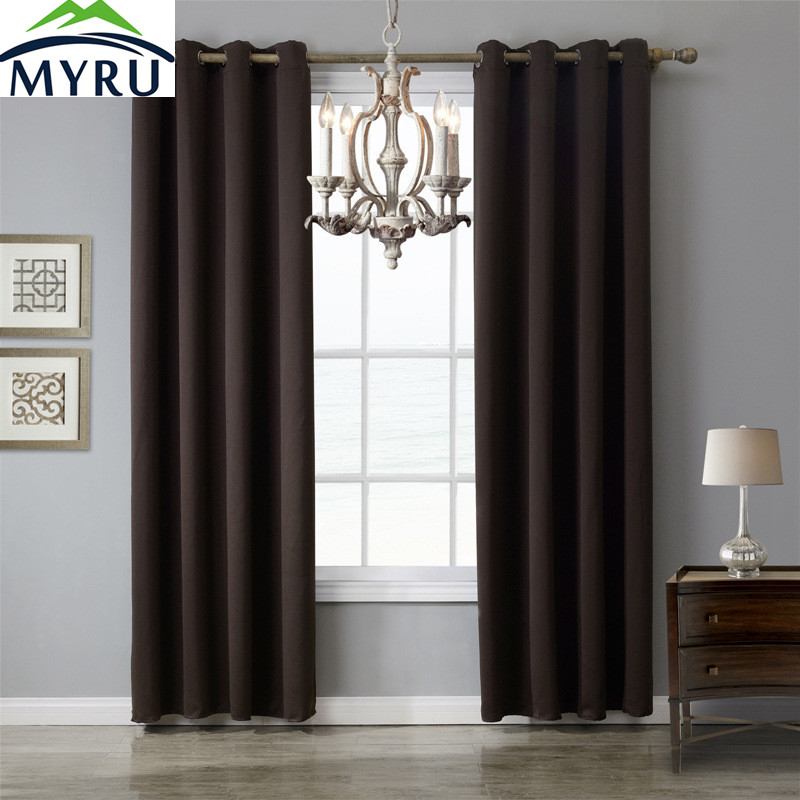 Myru 3 Different Green Colors Strong Solid Shading Window