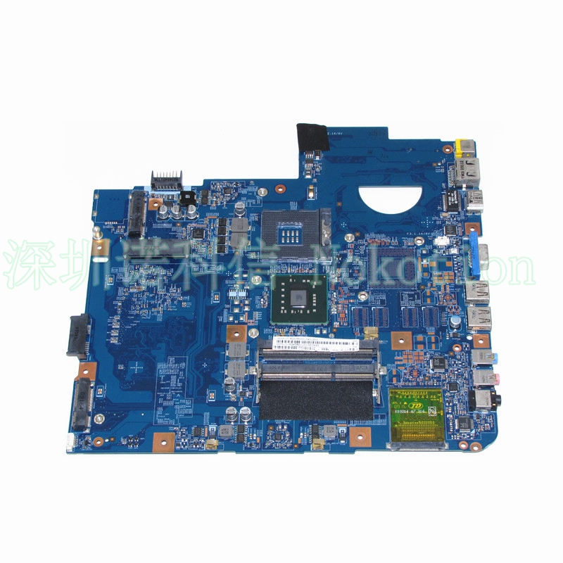 NOKOTION 48.4CG01.011 MBP5601005  MB.P5601.005 For acer aspire 5738 5738G laptop motherboard DDR3 Only intel HD Graphics nokotion mainboard for acer aspire 5738 laptop motherboard ddr2 ati hd4500 video card mbpke01001 mb pke01 001 48 4cg07 011