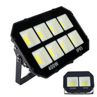 New Arrival 50W LED Flood Light 100W IP65 110V 220V 200W LED Spotlight Refletor Outdoor Lighting 300W Wall Lamp Floodlight