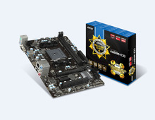 Free shipping new original motherboard for MSI A68HM-E33 all-solid HDMI motherboard FM2 + DDR3 A68H