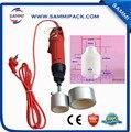 Neueste SG-1550 Tragbare schraube capping maschine für kunststoff flasche/e flüssigkeit flasche capping maschine