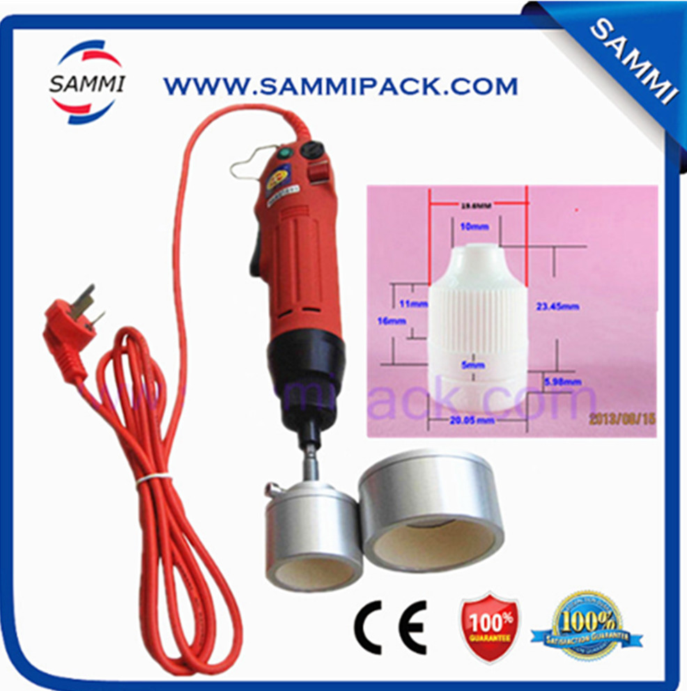 SG-1550 Portable impulse capping machine for plastic bottle basic psychology 4e sg