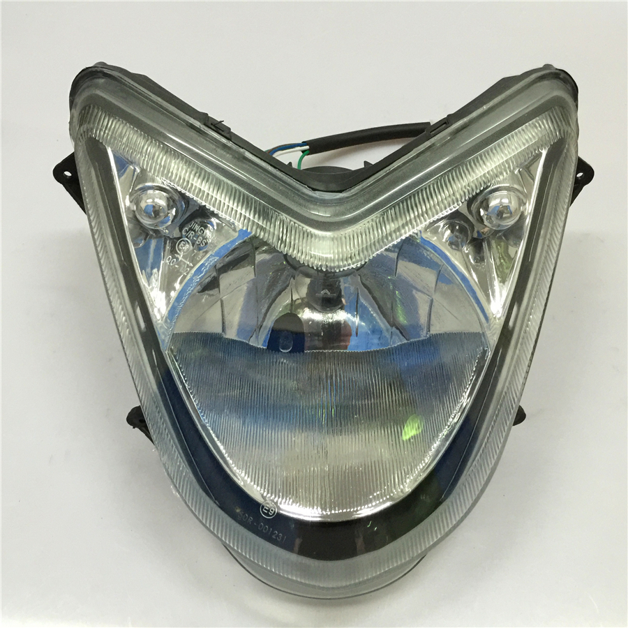STARPAD For Yamaha motorcycle moped electric car headlight assembly for Xun Xun Eagle 125 Eagle headlight free shipping|for yamaha - title=