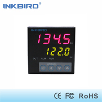 Inkbird ITC 106VH PID Temperature Thermostat Controllers, Fahrenheit & Centigrade, 100ACV 240ACV for Sous Vide, Home Brewing,