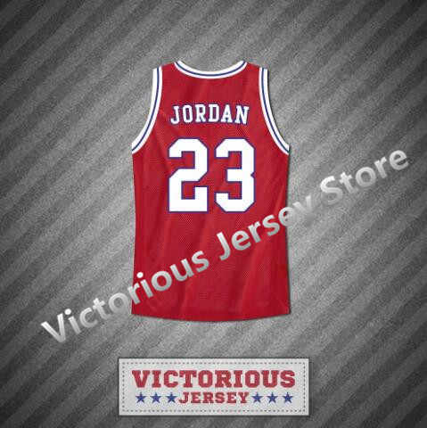 f25bae487aa Detail Feedback Questions about Minanser Michael Jordan 23 Space Jam Tune  Squad Red Basketball Jersey Men on Aliexpress.com | alibaba group