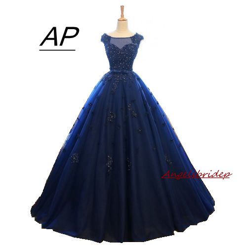 ANGELSBRIDEP Hollow Back Quinceanera Dresses 15 Party Charming Appliques Vestido Debutante Gowns Plus Size Vestidos De