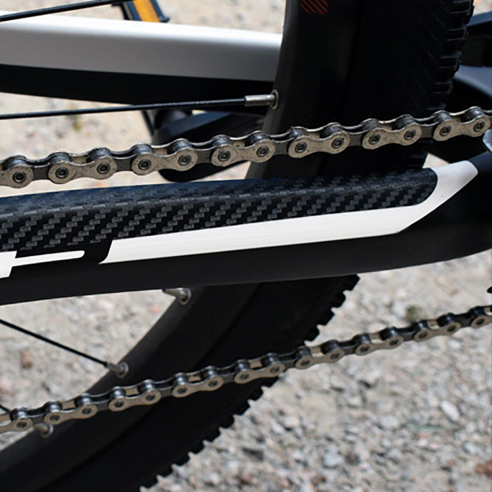Bike Scratch-resistant Protect Removable Protective Frame Sticker