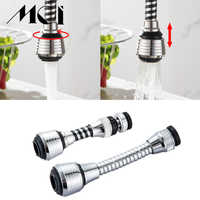 Water Tap water saving aerator for kitchen Faucet Diffuser 360 Rotate Nozzle Filter Adapter Home Kitchen Accessories Mci