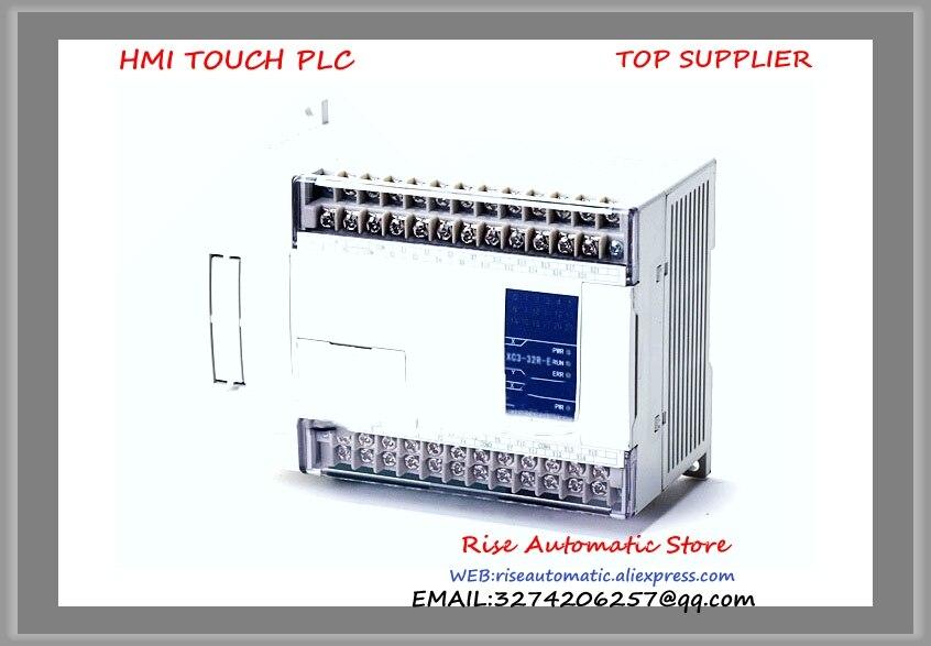 XC3-32RT-C PLC New Original CPU DC24V 18 DI NPN 14 DO Relay&Transistors