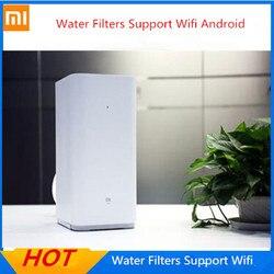 100% الأصلي Xiaomi منقي مياه المياه مرشحات دعم Wifi الروبوت IOS هاتف ذكي الهاتف المحمول App