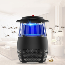 VICTMAX Physical USB Electric Mosquito Killer Lamp LED Non-radiation Mute UV Night Light Lamp Anti Mosquito Zapper Insect Killer