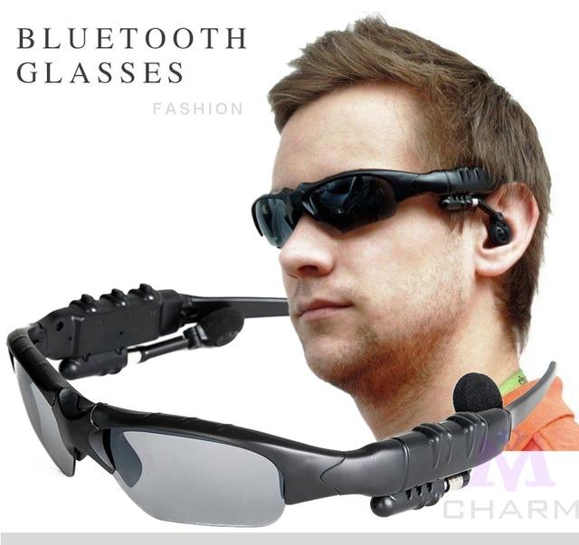 Asli Sunglasses Wireless Bluetooth 4.1 Headphone Cerdas Kacamata  Terpolarisasi Kacamata Earphone untuk Olahraga Outdoor Android  d94b375924